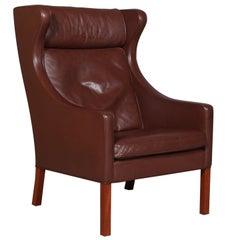 Børge Mogensen Wing Back Chair