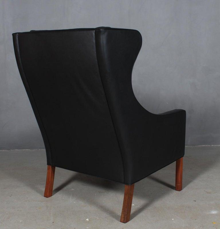 Børge Mogensen Wingback Chair For Sale 1