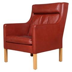 Børge & Peter Mogensen Lounge Chair