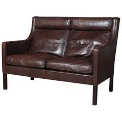 Børge & Peter Mogensen Two-Seat Sofa