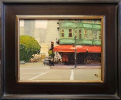 Corner of Kearney & Columbus St.; San Francisco