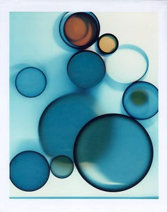 Circles in Aqua II