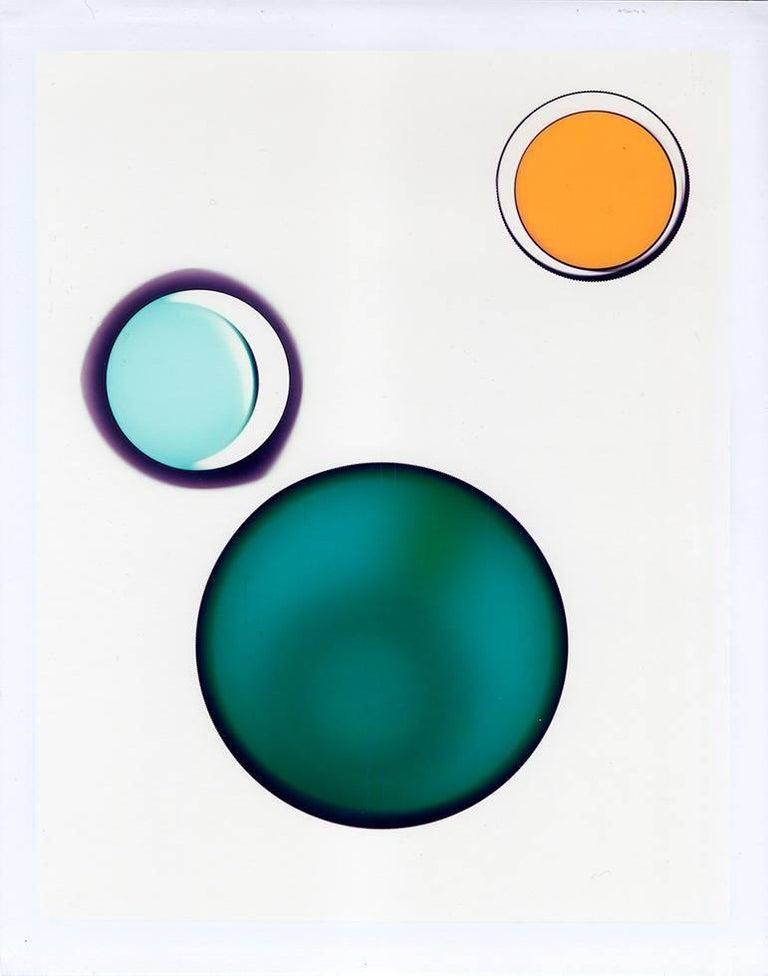 Brian Buckley Abstract Print - Moon Phase II