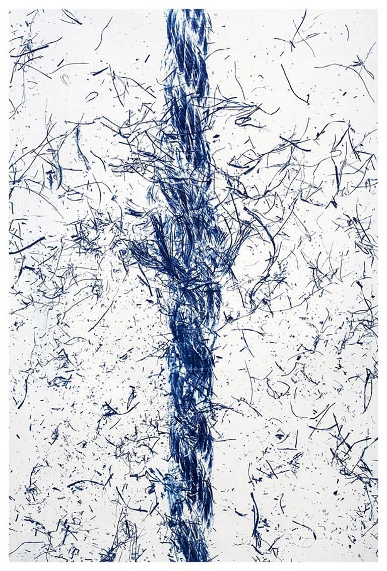 Brian Buckley Print - Rope
