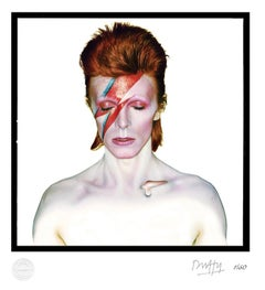 David Bowie Aladdin Sane Duffy New Release Ghost Signature Edition Oversize