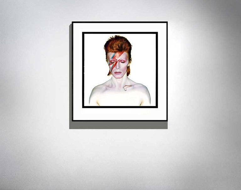 David Bowie as Aladdin Sane, 1973 - Brian Duffy (Portrait Photography) For Sale 1