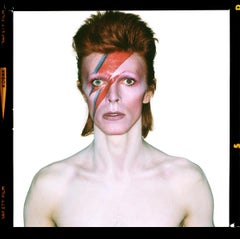 David Bowie as 'Aladdin Sane', 1973 - Brian Duffy (Portrait Photography)