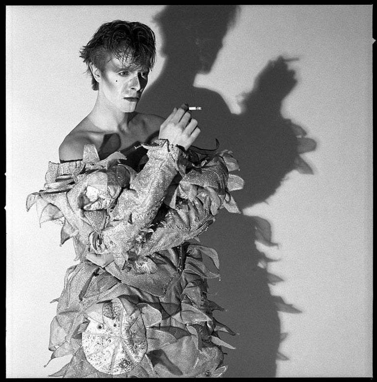 David Bowie, Scary Monsters Long Shadow, 1980