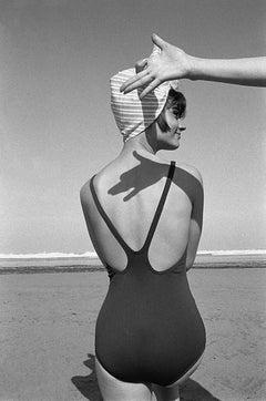 Elle, Beach Shadow, Morocco