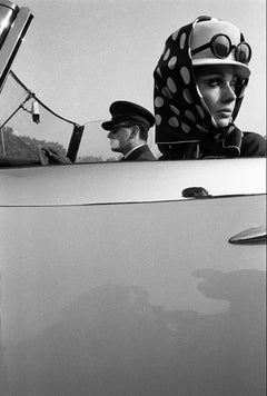 Girl with Chauffeur, Queen Magazine