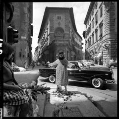 Girl with Mercedes, Florence