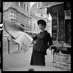 Newspaper Stand, Florence