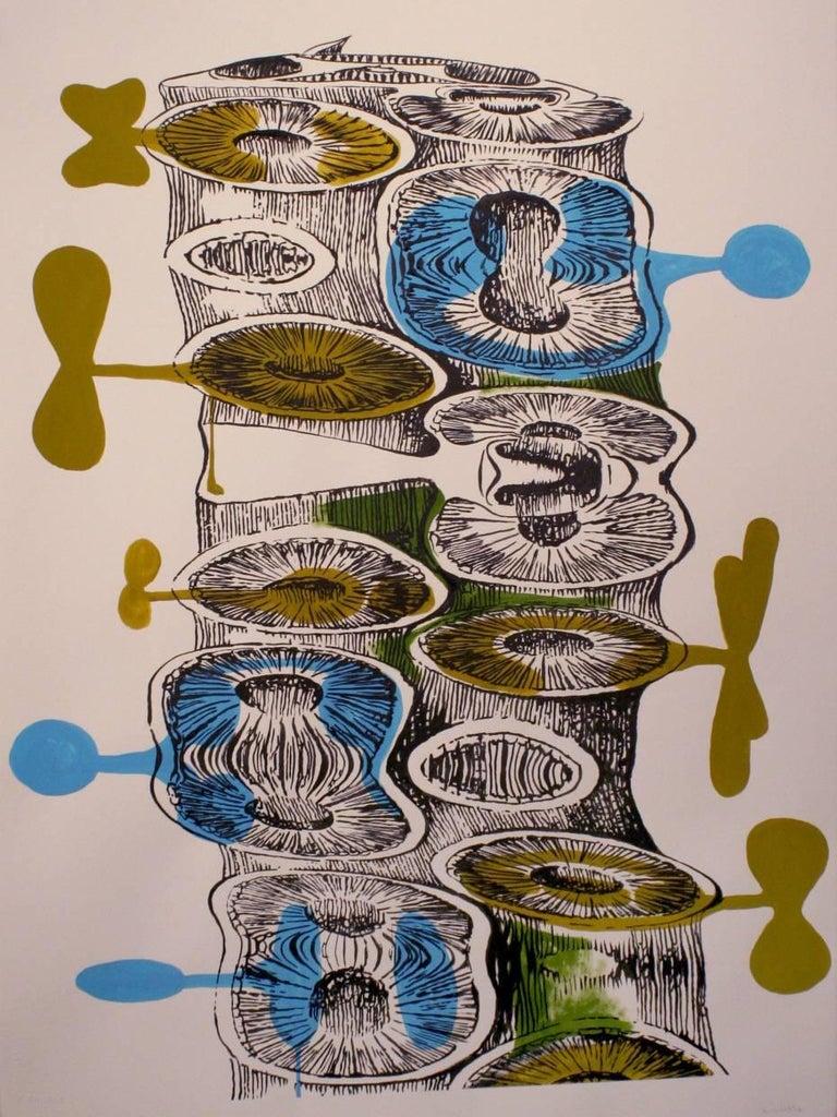 Cuttlefish Stretch No.4