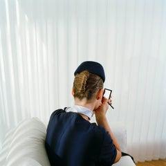 Untitled (Sara, Icelandair)