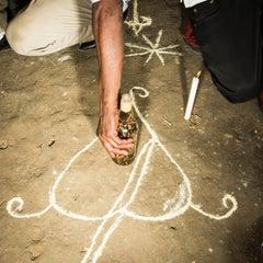 Untitled (Voodoo Ceremony, Haiti #12)