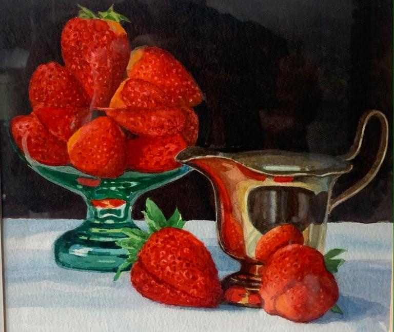 European Brian Keany Scottish Artist (1945-2007)