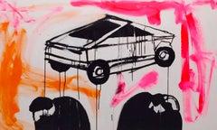 Brian Leo 'Cyber Truck'