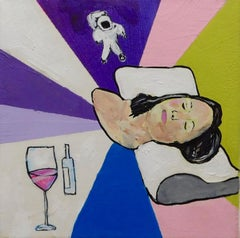 Brian Leo 'Pillow and Wine'