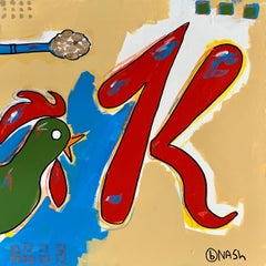 Special K, Painting, Acrylic on Canvas