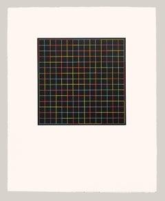 Vowel Grid