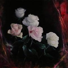 """Ovation,"" Oil Painting"