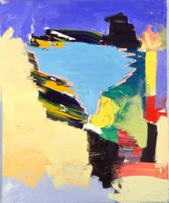 """Ladoga"", Oil Paint on Canvas"