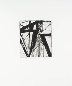 Brice Marden, Etchings to Rexroth #21, 1986