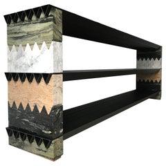 Brick and Beam Sideboard by Adam Blencowe