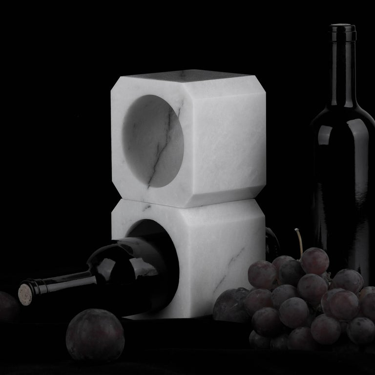 Turkish Brick Wine Stand by Buket Hoscan Bazman for Marbleous For Sale