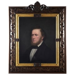Brigham Young '1865' by Enoch Wood Perry Jr.