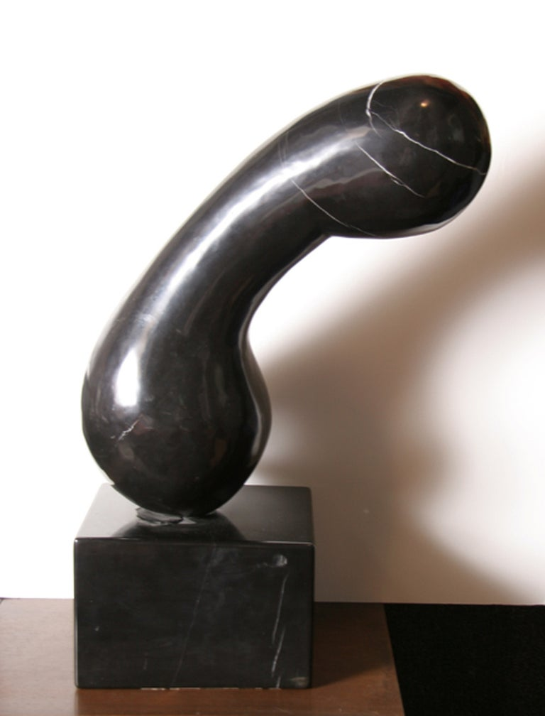 Princess X (after Constantin Brancusi) - Abstract Sculpture by Brilliante