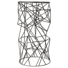 Brillo Iron Bar Stool