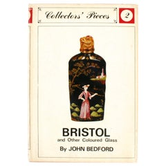 Bristol and Other Coloured Glass by John Bedford