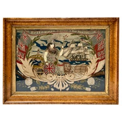 """Britannia Rules The Main"" Woolwork"