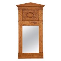 British 19th Century Biedermeier Mirror