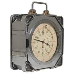 British Army 264 'SAS' Signals Squadron Military Clock, circa 1955