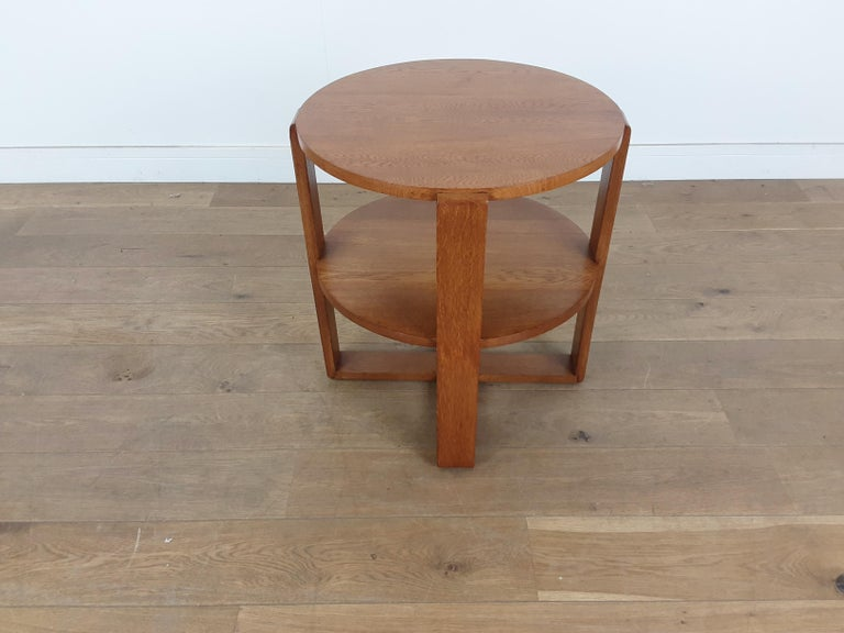 Art Deco table.