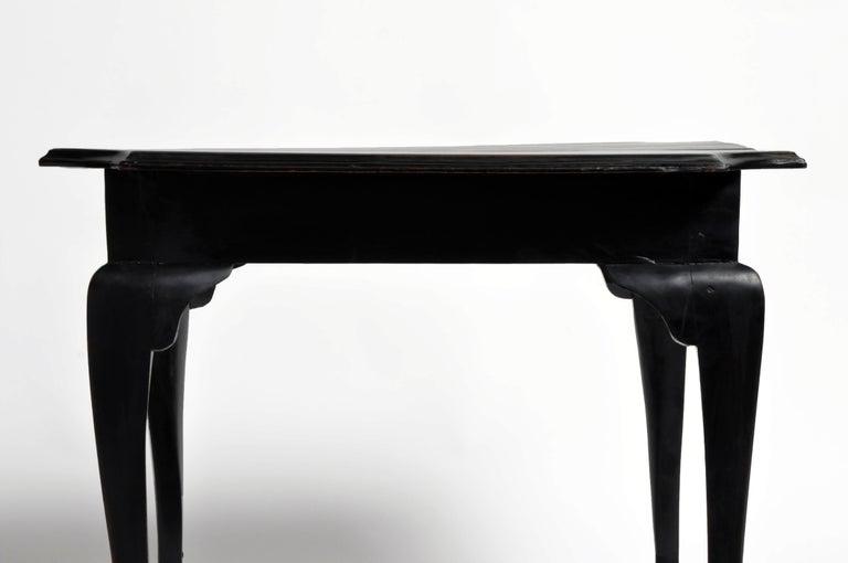 British Colonial Art Deco Tea Table For Sale 12