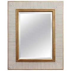 British Custom-Made Wall Mirror by Porta Romana, 'c. Early 2000s'