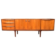 British Midcentury Rosewood Sideboard by Tom Robertson for A.H. McIntosh