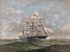 """""""Clipper in High Seas"""""""