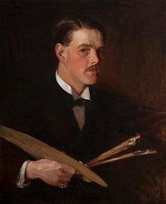Art Nouveau Portrait Paintings