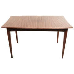 British Teak Dining Table, Richard Hornby for Fyne Ladye Heals Midcentury, 1960s