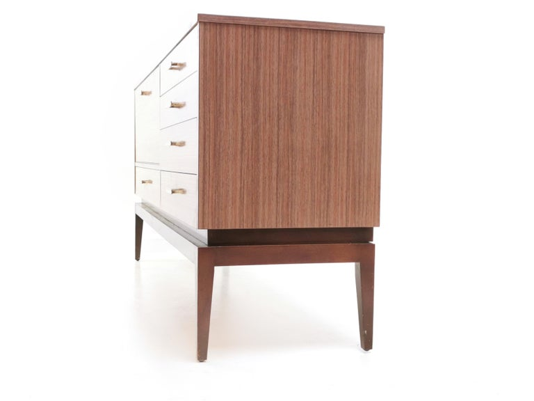 20th Century British Teak Midcentury Sideboard by Lebus, 1960s