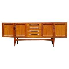 British Vintage Teak Sideboard by Gplan, 1960s