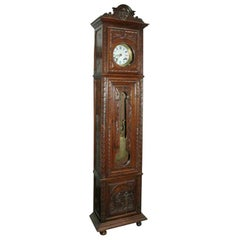 Brittany Grandfather Clock