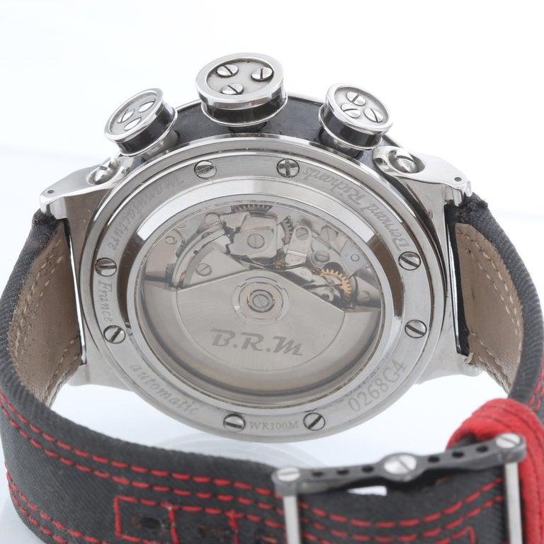 B.R.M. Ringmaster Men's Automatic Watch Ref V16-46-AJ For Sale 1