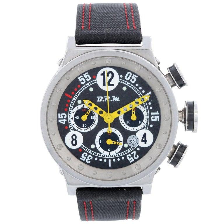 B.R.M. Ringmaster Men's Automatic Watch Ref V16-46-AJ For Sale