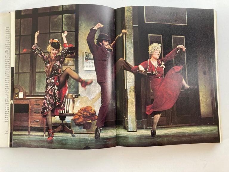 Broadway Musical Martin Gottfried 1979 Hardcover Book 4
