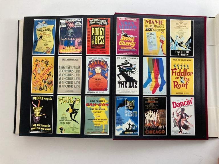Broadway Musical Martin Gottfried 1979 Hardcover Book 8